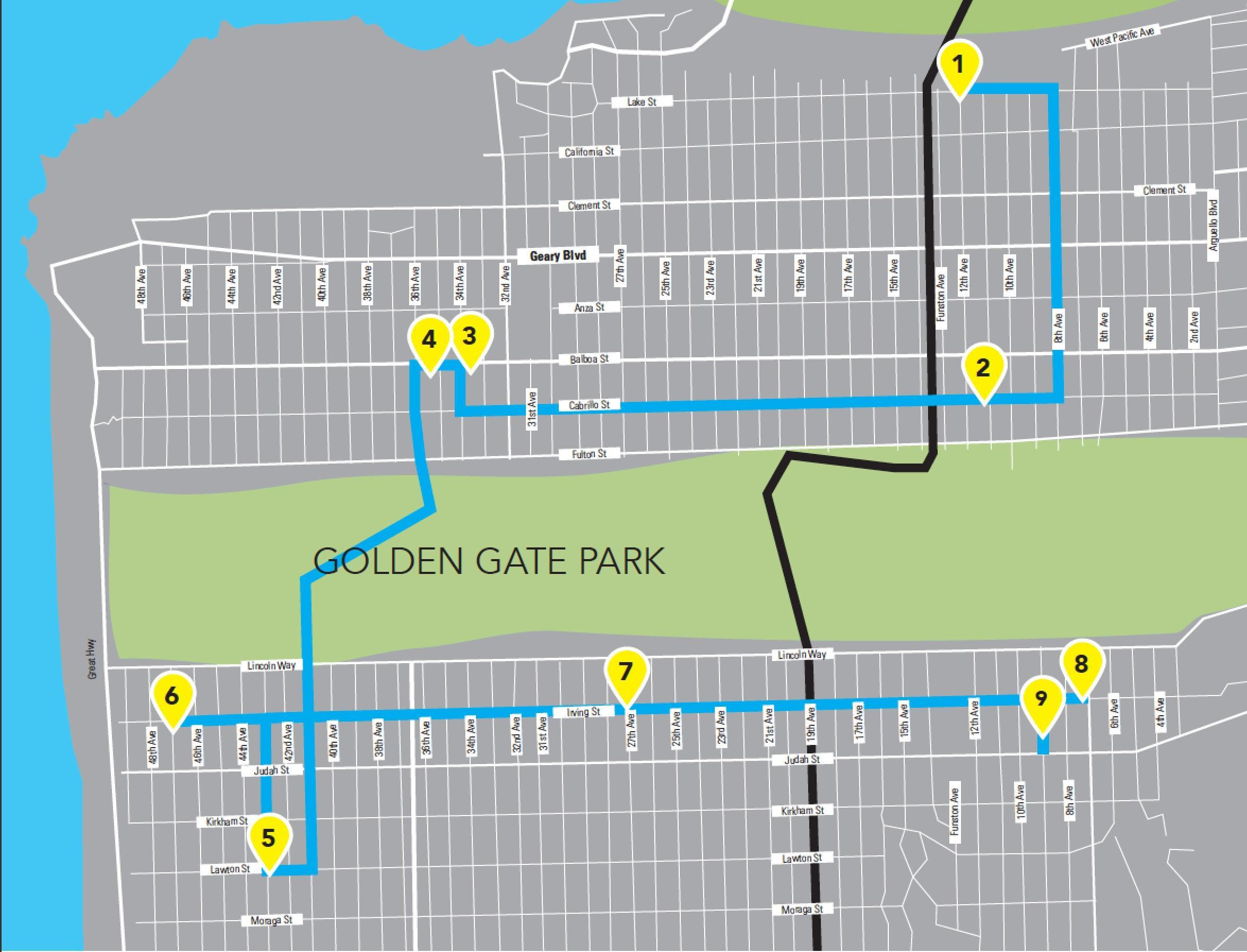 westside bike tour