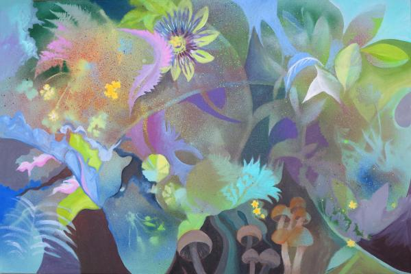 Pauline Crowther Scott, Forest Floor